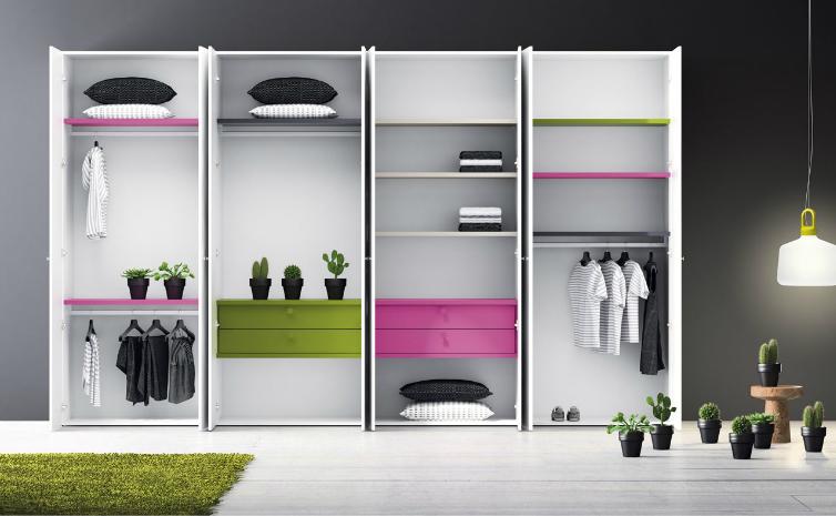 Medidas armario byhome - Tiendas de armarios ...