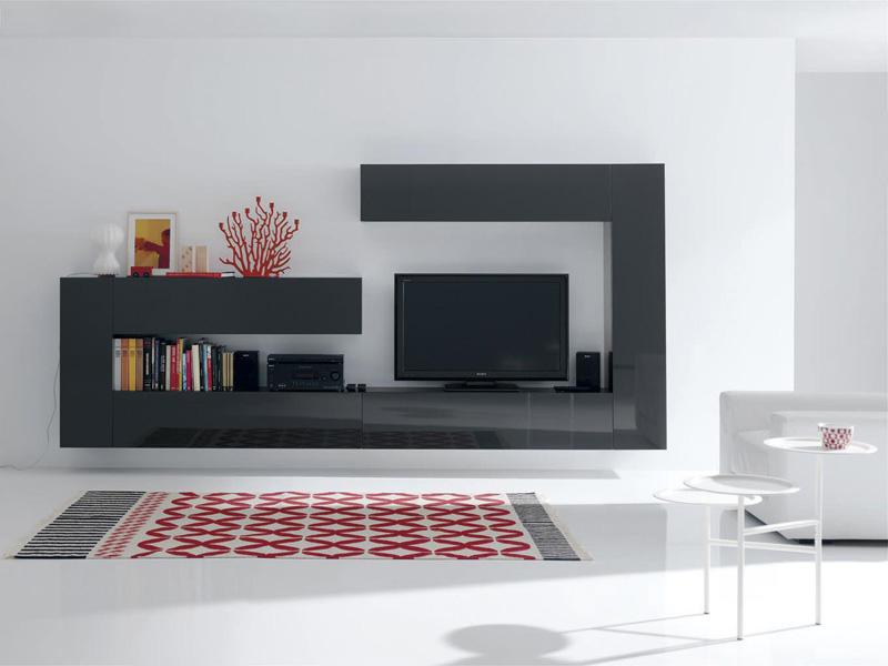 Muebles vive dise o contempor neo y calidad byhome - Modulos para salones modernos ...