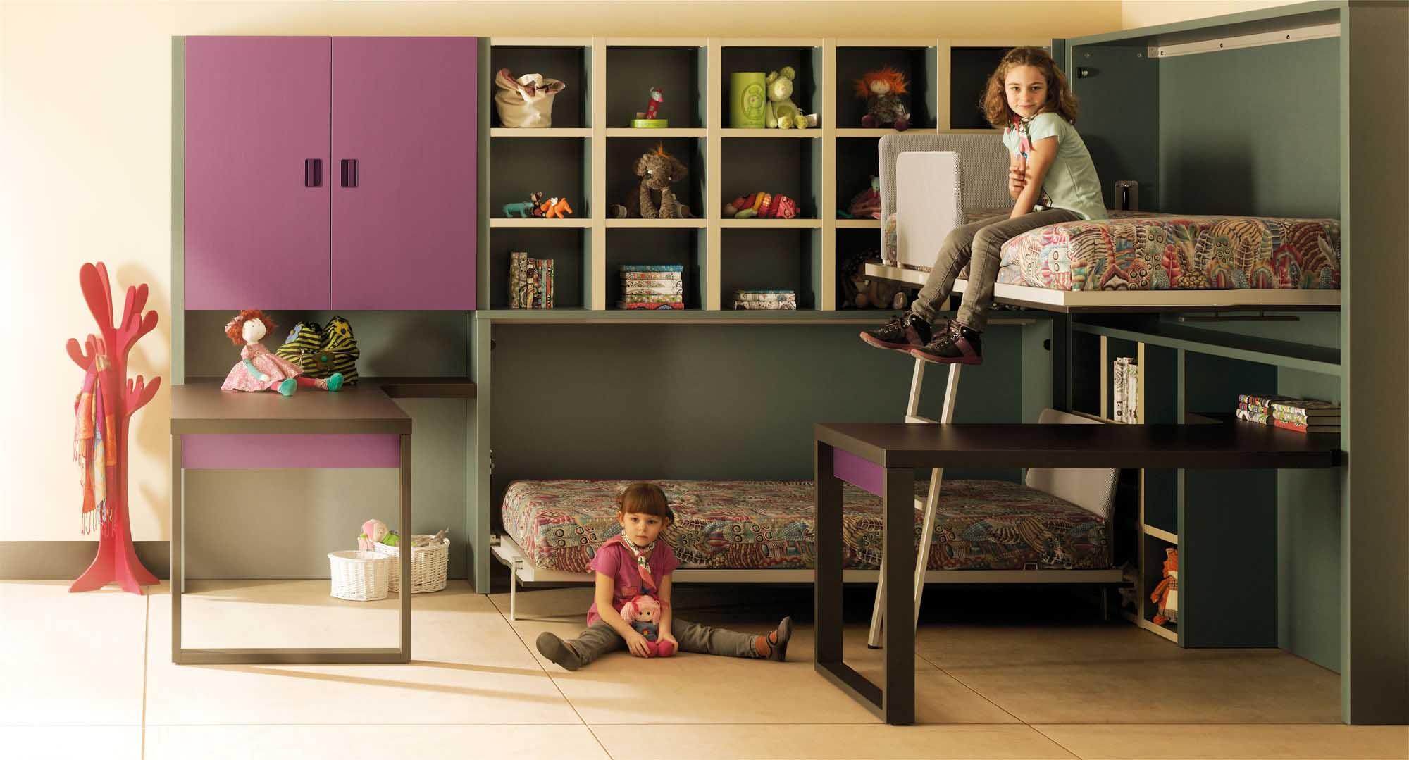 Life box de lagrama dormir estudiar jugar byhome - Dormitorios dos camas ikea ...
