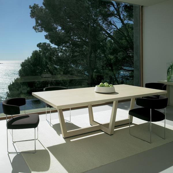Mesa Tao, diseño deLievore Alther Molina