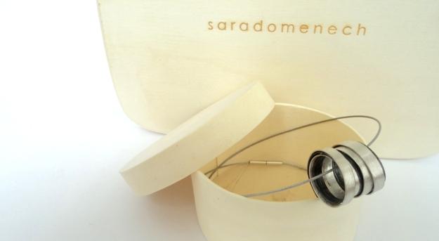 Las joyas de Sara Domenech son únicas y personales