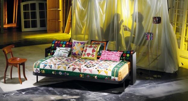 ¿Un sofá o una cama?