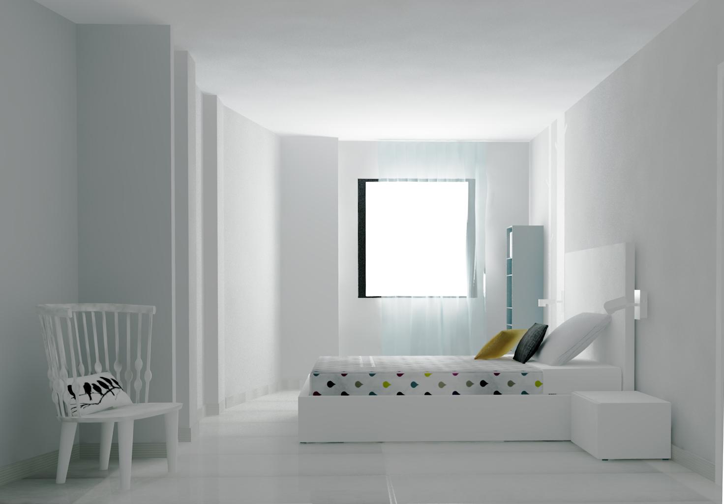Una casa de luz blanca en mallorca byhome - Vive muebles ...