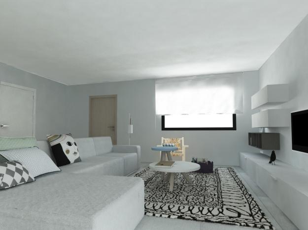 Una casa de luz blanca en mallorca byhome - Muebles ibicencos ...